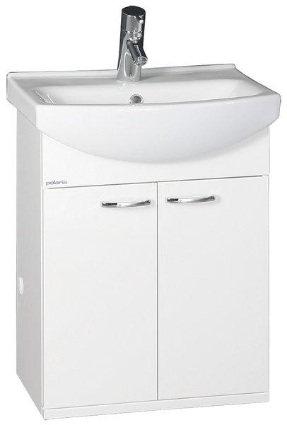 Kylpyhuone allaskaappi